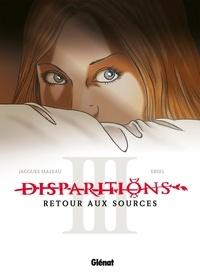 Jacques Mazeau - Disparitions - Tome 03.