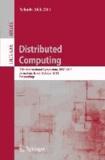 Distributed Computing - 27th International Symposium, DISC 2013, Jerusalem, Israel, October 14-18, 2013, Proceedings.