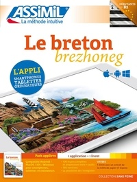 Divi Kervella - Le breton B2 Débutants & faux-débutants - Pack applivre : 1 application + 1 livret de 60 pages.