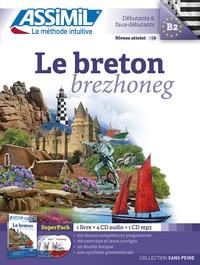 Divi Kervella - Superpack breton. 5 CD audio