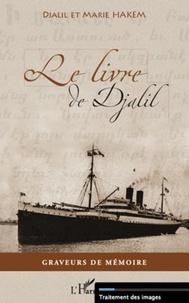 Deedr.fr Le livre de Djalil Image