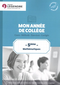 Djamil Guenfoud - Mathématiques 5e.
