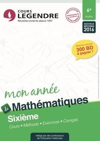 Djamil Guenfoud - Mathématiques 6e.
