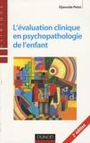 Djaouida Petot - L'évaluation clinique en psychopathologie de l'enfant.