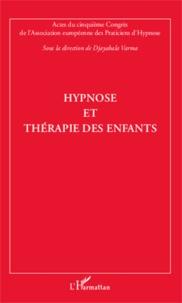 Hypnose et thérapie des enfants - Actes du cinquième Congrès de lAssociation européenne des Praticiens dHypnose.pdf