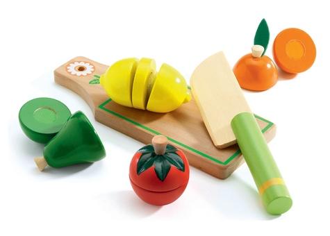 DJECO - Fruits et légumes à couper