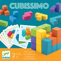 DJECO - Jeu Cubissimo