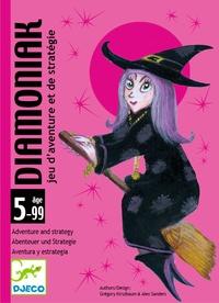 DJECO - Jeu de cartes Diamoniac