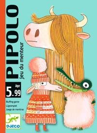 DJECO - Jeu de cartes Pipolo