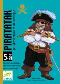 DJECO - Jeu de cartes Piratatak