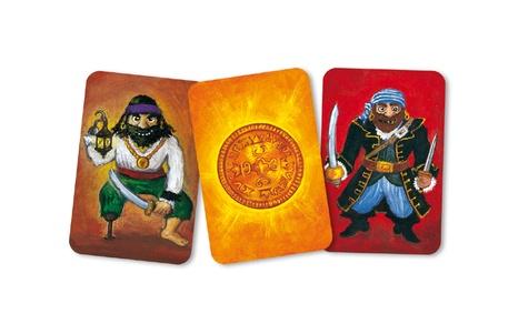 Jeu de cartes Piratatak