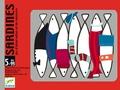 DJECO - Jeu de cartes Sardines