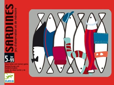Jeu de cartes Sardines
