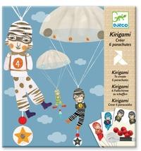 DJECO - Kirigami Parachutes l'équipe des garçons