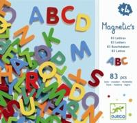 DJECO - Lettres magnetiques /83