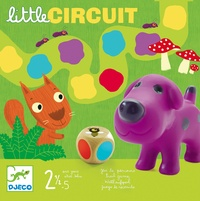 DJECO - Little circuit 2-5 ans