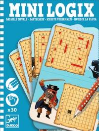 DJECO - Mini-logix - Bataille navale