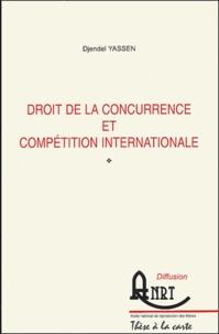 Ucareoutplacement.be Droit de la concurrence et compétition internationale Image