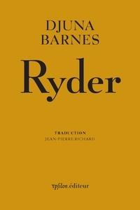 Djuna Barnes - Ryder.