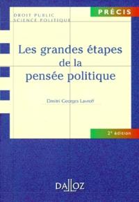 Dmitri-Georges Lavroff - .
