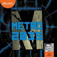Dmitry Glukhovsky et Julien Chatelet - Métro 2035.