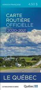 Publications du Québec - Le Québec - Carte routière officielle.