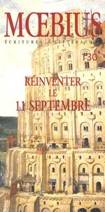 Annie Dulong et Alice Van der Klei - Moebius N° 130, Septembre 20 : Réinventer le 11 septembre.