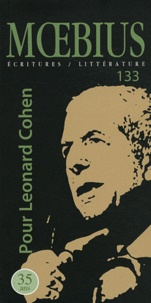 Kateri Lemmens et Charles Quimper - Moebius N° 133, Avril 2012 : Pour Leonard Cohen.