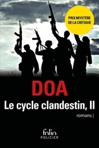 DOA - Le cycle clandestin Tome 2 : Pukhtu.