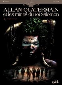 Dobbs et  Dim D - Allan Quatermain et les mines du roi Salomon Tome 1 : L'équipée sauvage.