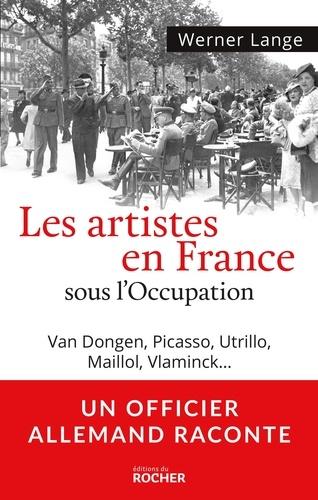 Les artistes en France sous l'occupation. Cocteau, Van Dongen, Picasso, Utrillo, Maillol, Dina Vierny + bandeau Un officier allemand raconte