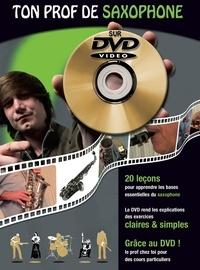 Doletina roux - - Ton prof de saxophone + dvd.