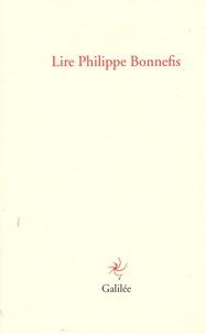 Dolorès Lyotard - Lire Philippe Bonnefis.