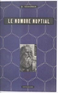 Dom Neroman et Jean Jouve - Le nombre nuptial.