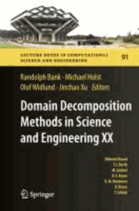 Domain Decomposition Methods in Science and Engineering XX.
