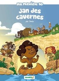Domas et Antoine Meunier-Gachkel - Ma première BD  : Jan des cavernes.