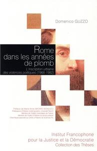 Deedr.fr Rome dans les années de plomb - L'inscription urbaine des violences politiques (1966-1982) Image