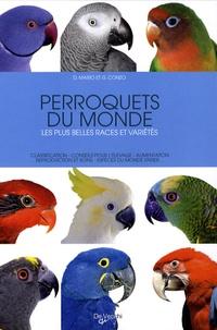 Domenico Mario et G Conzo - Perroquets du monde.