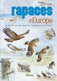 Dominic Couzens - Rapaces d'Europe.