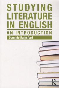 Dominic Rainsford - Studying Literature in English.