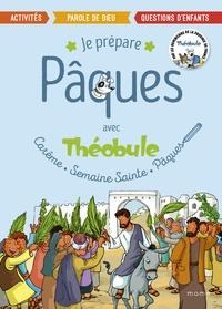 Ucareoutplacement.be Je prépare Pâques avec Théobule - Carême, Semaine Sainte, Pâques Image