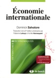 Dominick Salvatore - Economie internationale.
