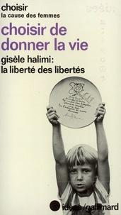 Gisèle Halimi et Dominique Éluard - .