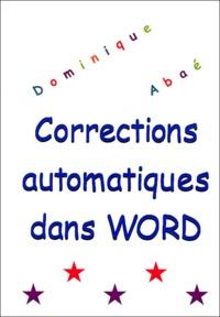 Dominique Abaé - .