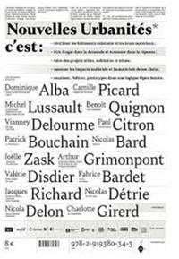 Dominique Alba et Alain Alexanian - Nouvelles urbanités.