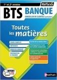 Dominique Albertino et Véronique Calandin - BTS Banque Conseiller de clientèle (particuliers) - Toutes les matières.