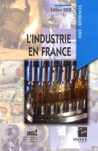 Dominique Allain - L'industrie en France.
