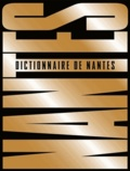 Dominique Amouroux et Alain Croix - Dictionnaire de Nantes.
