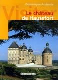 Dominique Audrerie - Le château de Hautefort.