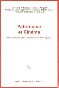 Dominique Audrerie - Patrimoine et cinéma - Onzièmes Rencontres Patrimoniales de Périgueux.